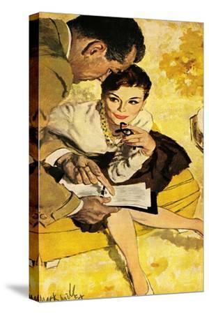 "The Progressive Approach  - Saturday Evening Post ""Leading Ladies"", December 16, 1960 pg.30"