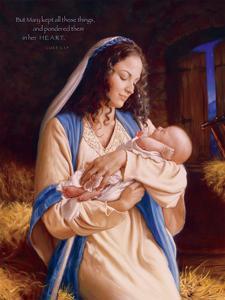 Heaven's Perfect Gift - Heart by Mark Missman