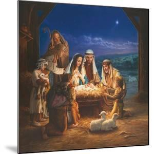 Holy Night by Mark Missman