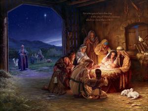 Light of the World - Saviour by Mark Missman