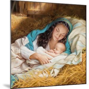 Mary and Baby by Mark Missman