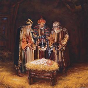 Three Wisemen by Mark Missman