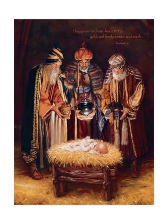 Wise Men Still Seek Him - Gifts