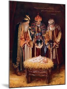 Wise Men Still Seek Him - Gifts by Mark Missman