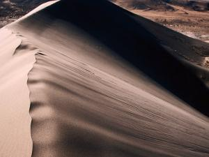 Dune, Bruneau Dunes State Park Near Mountain Home, Boise, U.S.A. by Mark Newman