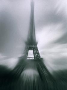 Eiffel Tower, Paris, Ile-De-France, France by Mark Newman
