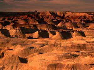 Little Painted Desert County Park, Arizona, USA by Mark Newman