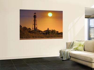 Sun Rising Above Lighthouse Park