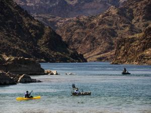 Temple Bar Marina-Lake Mead National Recreation Area-Nevada-200 by Mark Newman