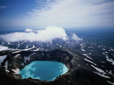 The Kamchatka Peninsula in Siberia, Petropavlovsk-Kamchatsky, Russia