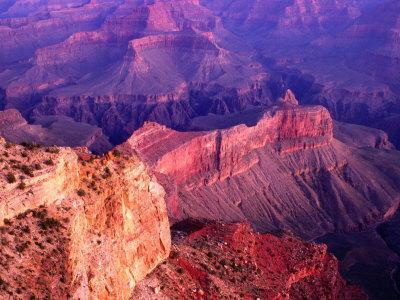 Views of the Grand Canyon National Park, Grand Canyon National Park, USA