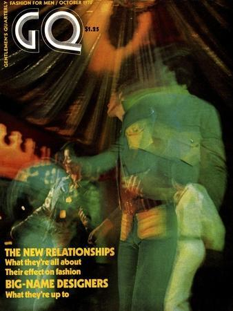 GQ Cover - October 1970