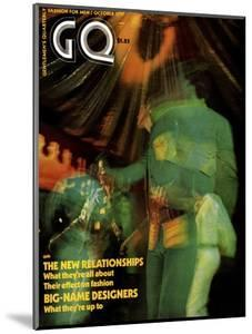 GQ Cover - October 1970 by Mark Patiky