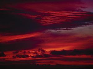 Sunset in Maui by Mark Polott