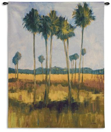 Tall Palms II by Mark Pulliam
