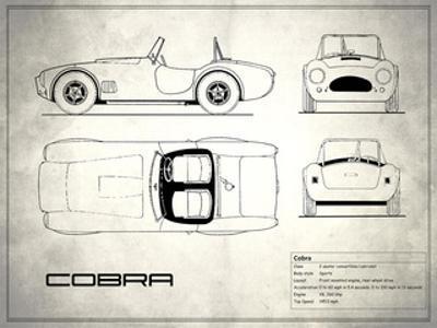 AC Cobra White