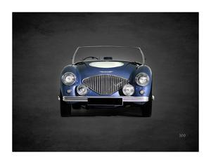 Austin-Healey 100 1953 by Mark Rogan