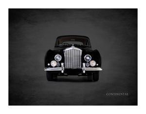 Bentley Continental 1952 by Mark Rogan