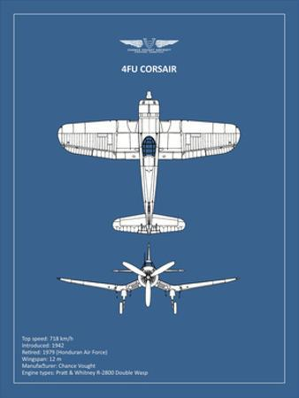 BP CV F4U-Corsair by Mark Rogan