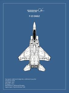 BP F15 Eagle by Mark Rogan