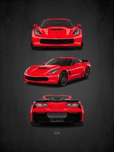 Chevrolet-Corvette-Z06 by Mark Rogan