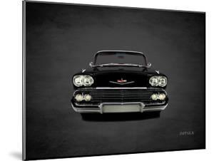 Chevrolet Impala 1958 by Mark Rogan