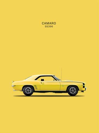 Chevy Camaro SS396 1969