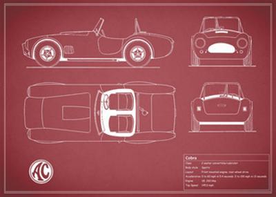 Cobra Red-Maroon