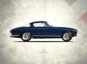 Ferrari 250 Europa GT 1955 by Mark Rogan