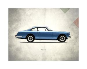 Ferrari 250GTE 1962 by Mark Rogan