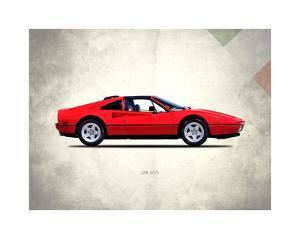 Ferrari 328GTS 1987 by Mark Rogan