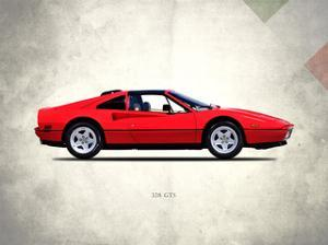 Ferrari 328GTS 1987 by Mark Rogan