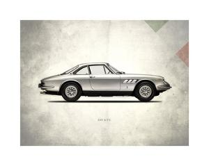 Ferrari 330GTC 1968 by Mark Rogan