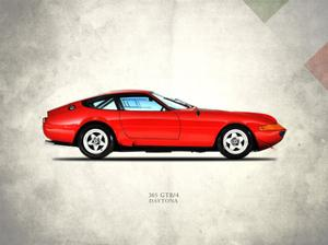 Ferrari 365 GTB-4 1969 by Mark Rogan