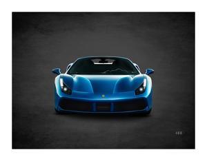 Ferrari 488 by Mark Rogan