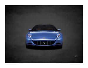 Ferrari 612 by Mark Rogan