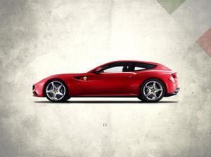 Ferrari FF by Mark Rogan