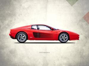 Ferrari Testarossa 1996 by Mark Rogan