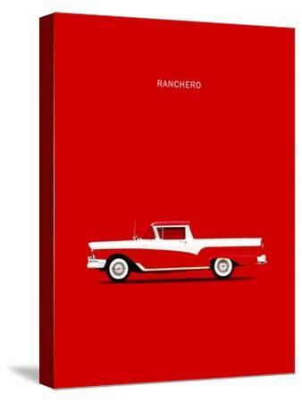 Ford Ranchero 57