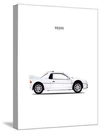 Ford RS200 1987