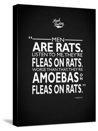 Grease Men Are Rats