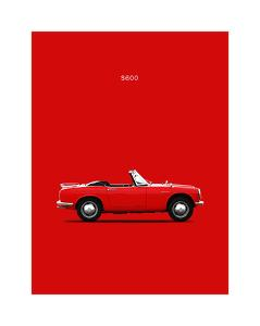 Honda S600 1966 by Mark Rogan
