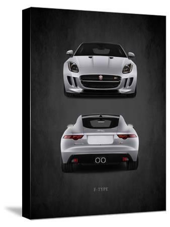 Jaguar F-Type Front-Back