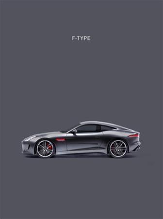 Jaguar F-Type Grey