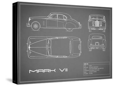 Jaguar MkVII-Grey