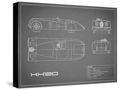 Jaguar XK-120-Grey
