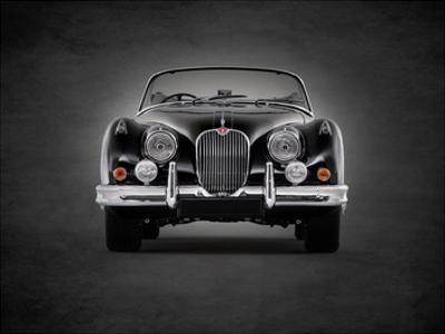Jaguar XK150 1958 by Mark Rogan