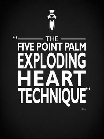 Kill Bill - Exploding Heart