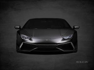 Lamborghini Huracan by Mark Rogan