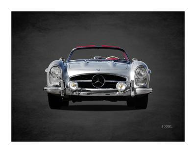 "Mercedes Benz Sports Car poster wall art home decoration photo print 24/"" x 36/"""